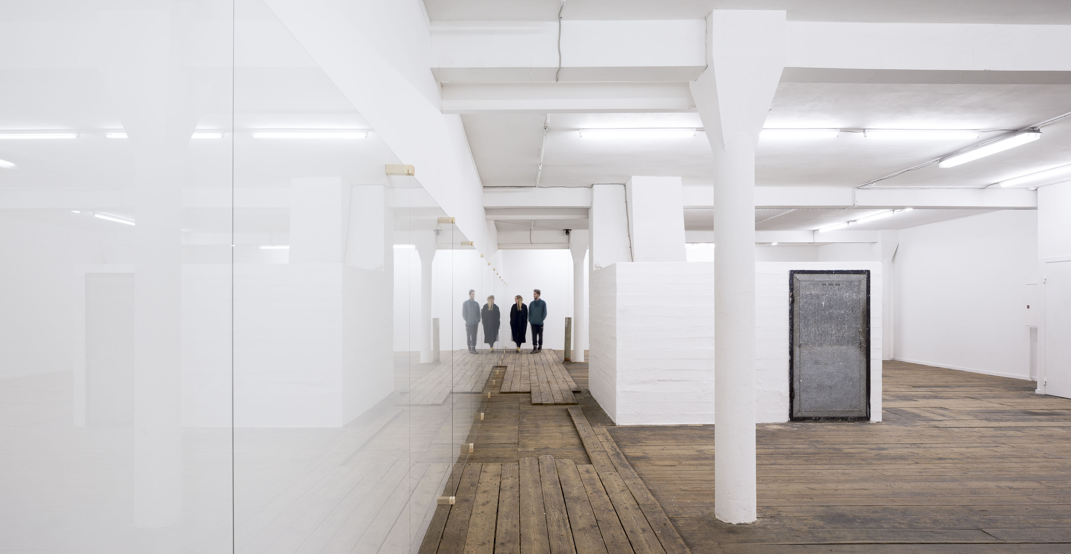 2015 New Shelter Plan Exhibition Space, Jakob Oredsson