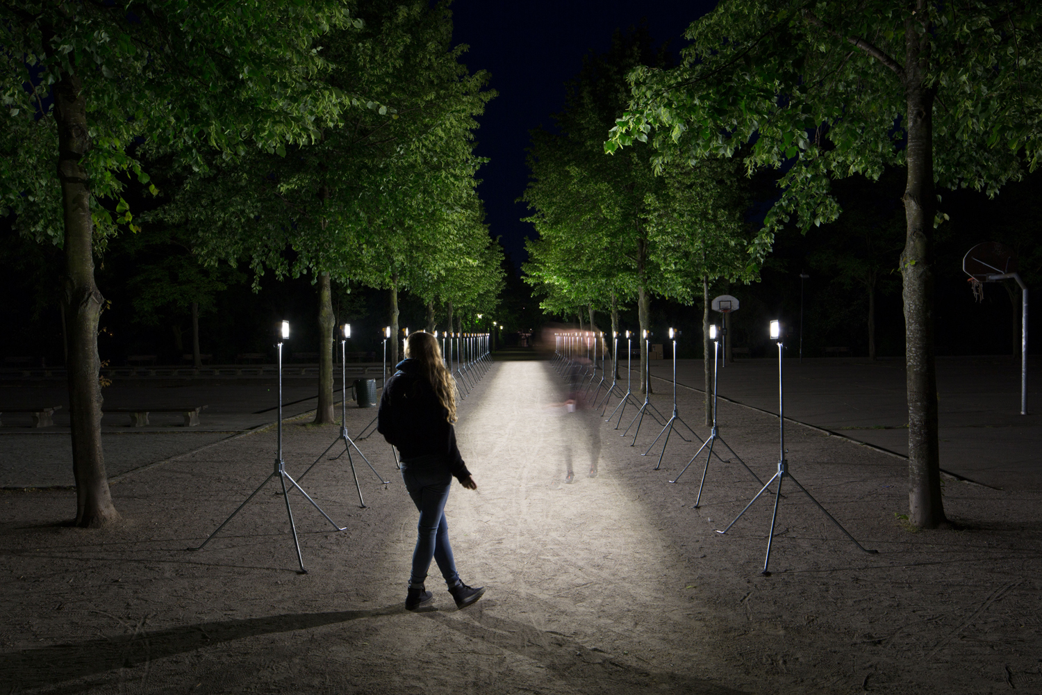2016 Lucid Projections (For Enghaveparken), Jakob Oredsson