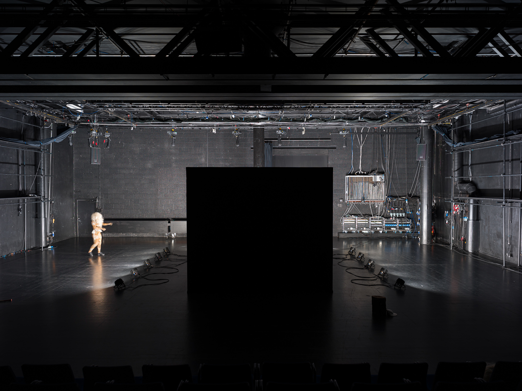 2019 The Big Dream (with Black Box teater), Jakob Oredsson
